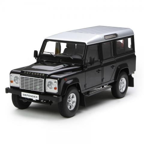 世纪龙 1:18 Land Rover Defender 110 黑色