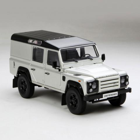 世纪龙 1:18 Land Rover Defender 110 米色