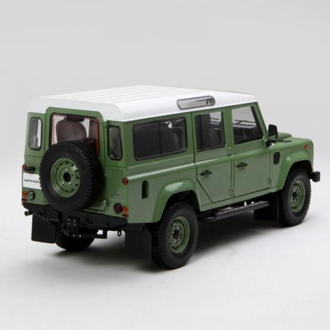 世纪龙 1:18 Land Rover Defender 110 绿色